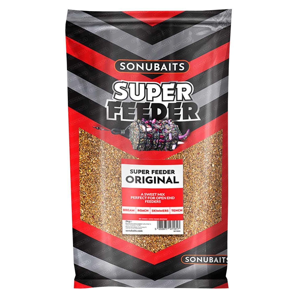 Sonubaits Super Feeder Original