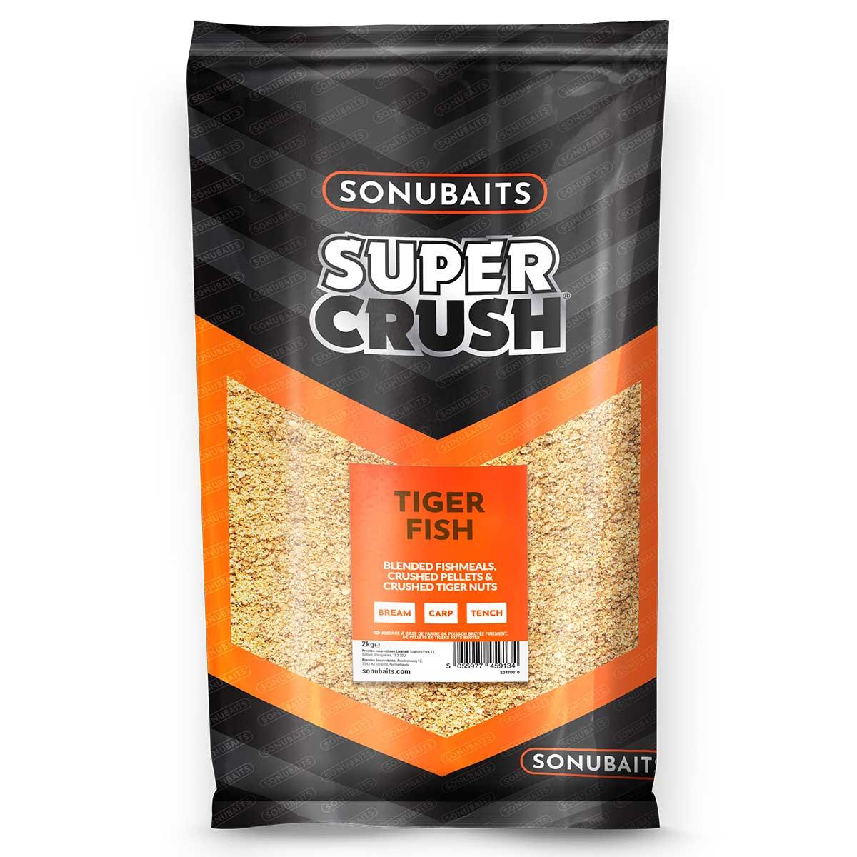 Sonubaits Super Crush Tiger Fish