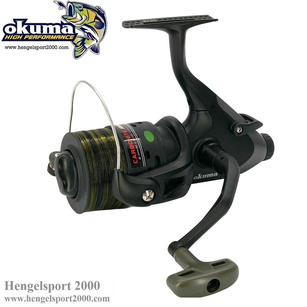 Okuma Carbonite XP 155a Baitfeeder