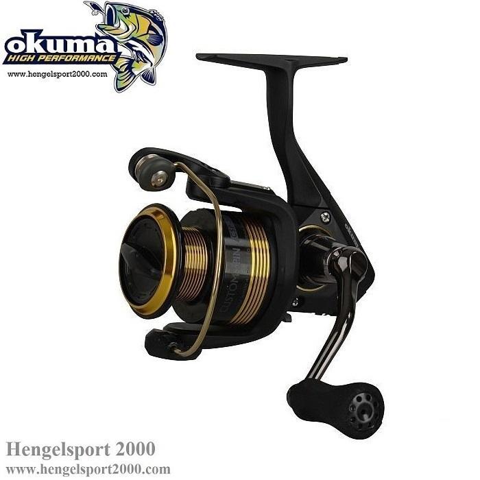Okuma Custom Spin CPS 30