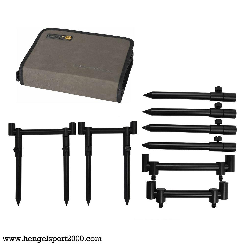 Prologic Power Post 2 Rods Kit