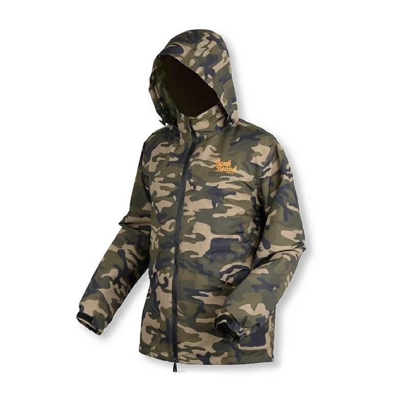 Prologic Bank Bound 3 Season Camo Fishing Jacket