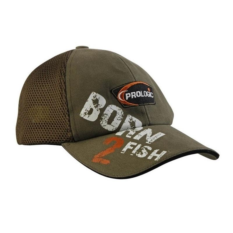 Prologic Born 2 Fish Cap