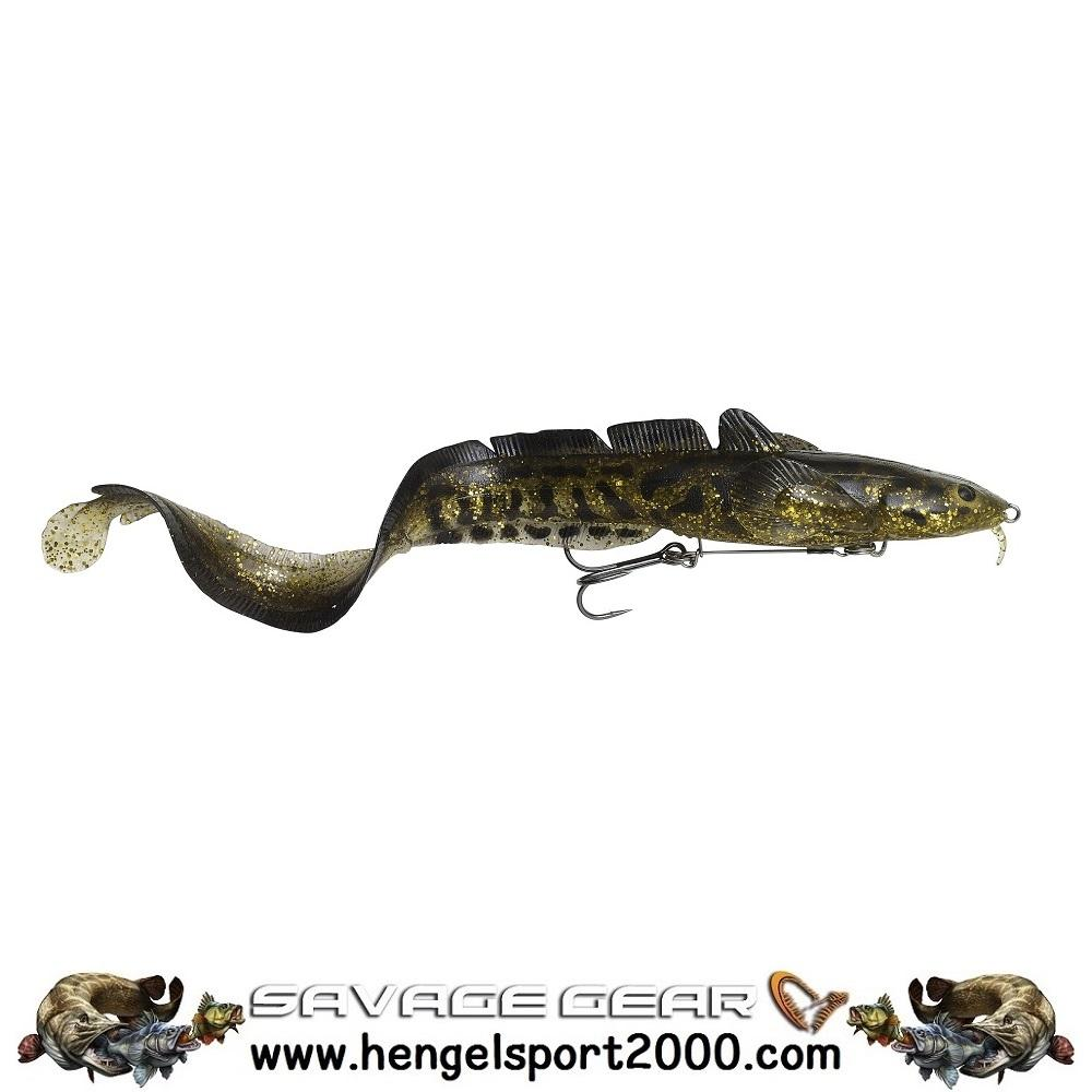 Savage Gear 3D Burbot Shallow 36 cm   Burbot
