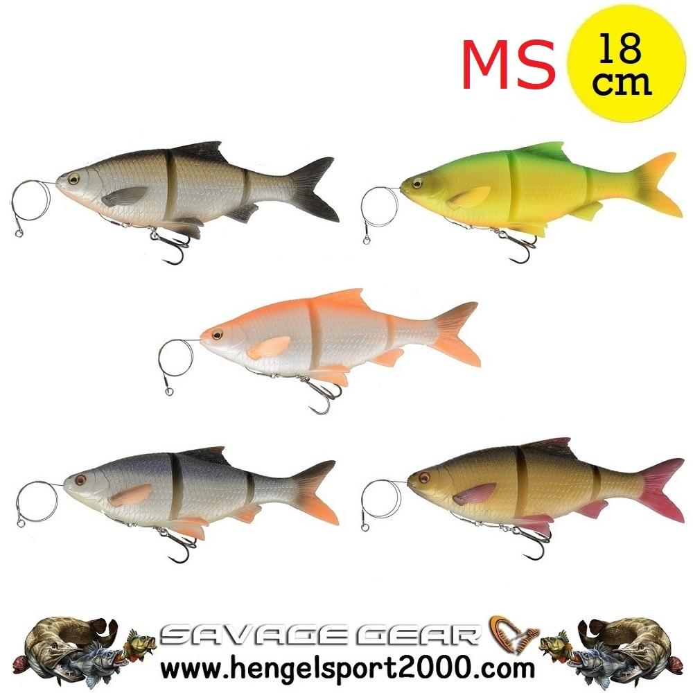 Savage Gear 3D Line Thru Roach 18 cm MS