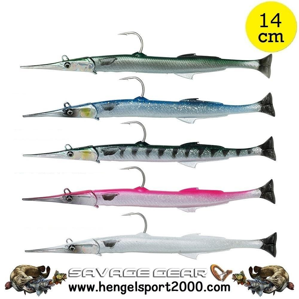 Savage Gear 3D Needlefish Pulse Tail 14 cm