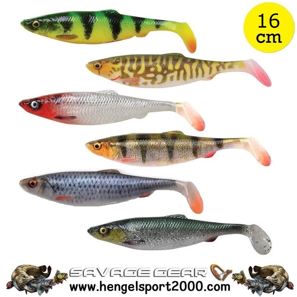 Savage Gear 4D Herring Shad 16 cm