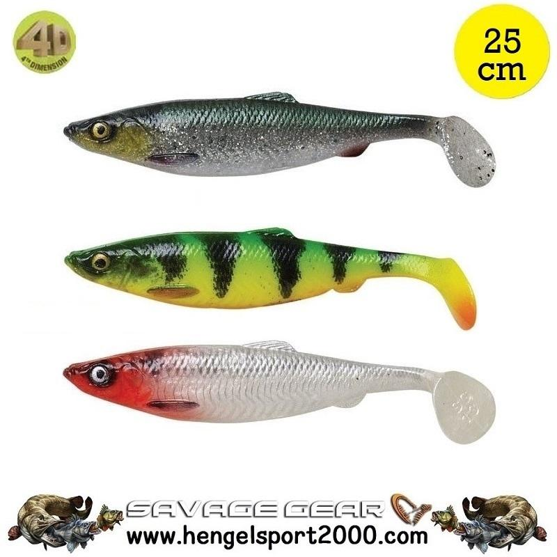 Savage Gear 4D Herring Shad 25 cm