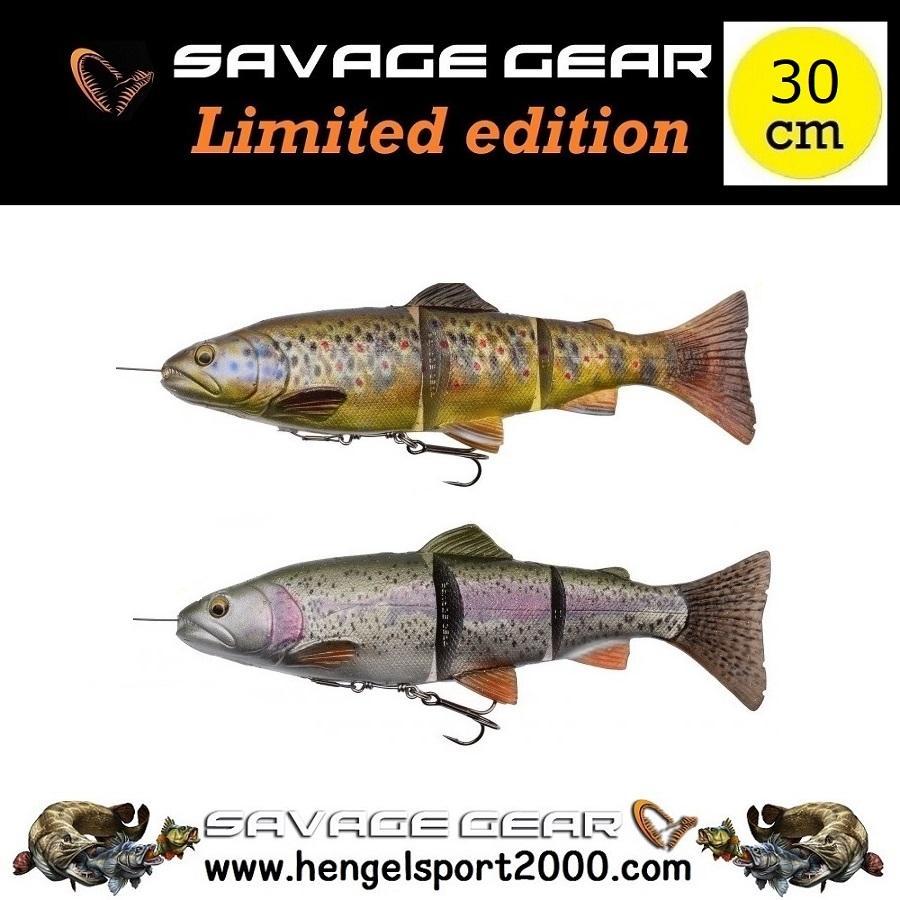 Savage Gear 4D Line Thru Trout 30 cm