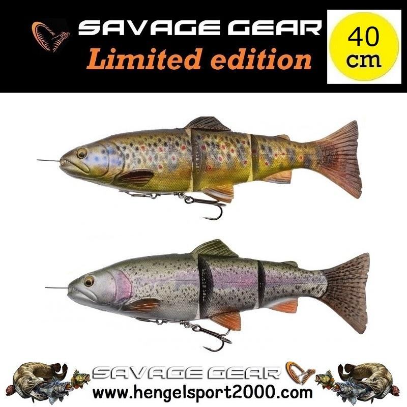 Savage Gear 4D Line Thru Trout 40 cm