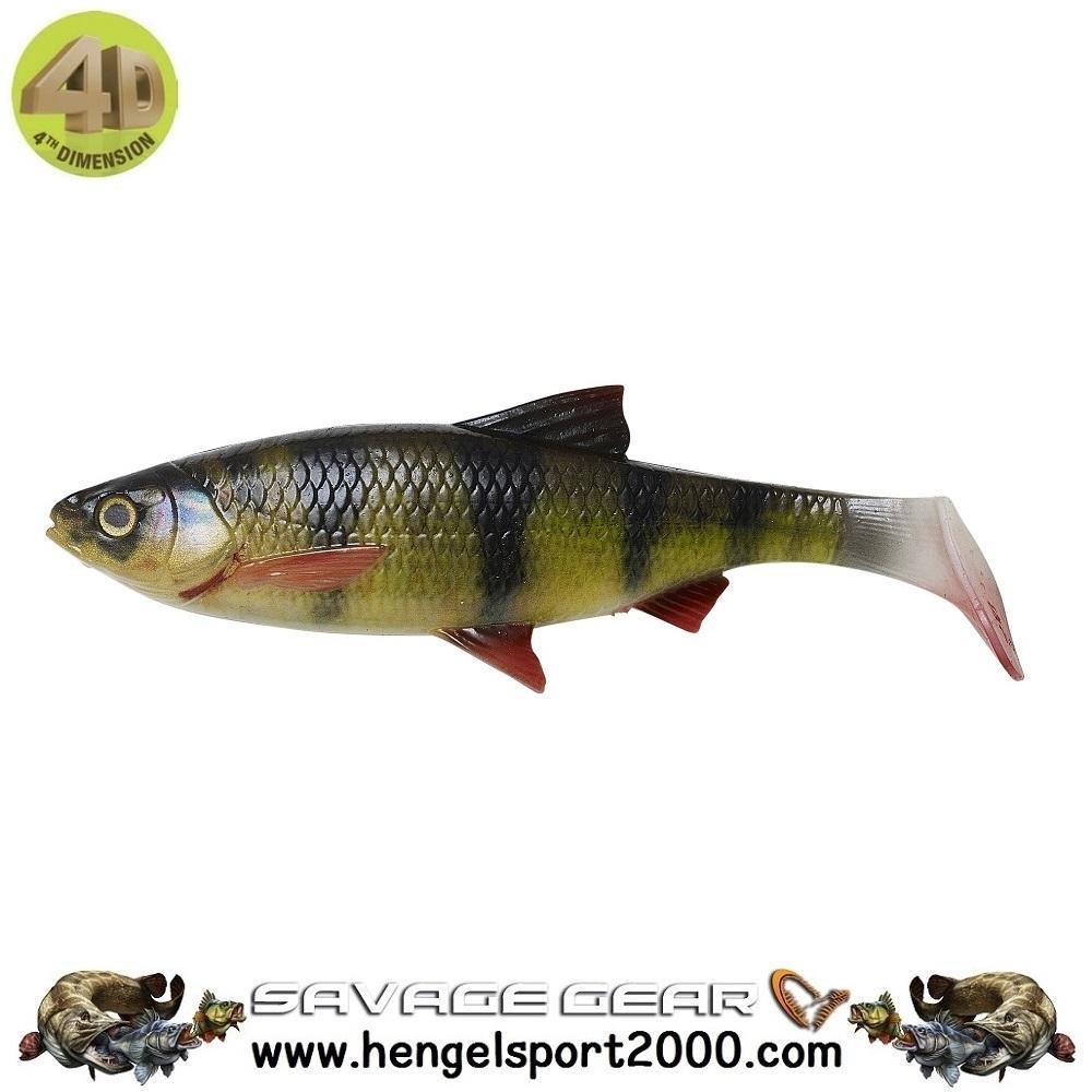 Savage Gear 4D River Roach 18 cm | Roach