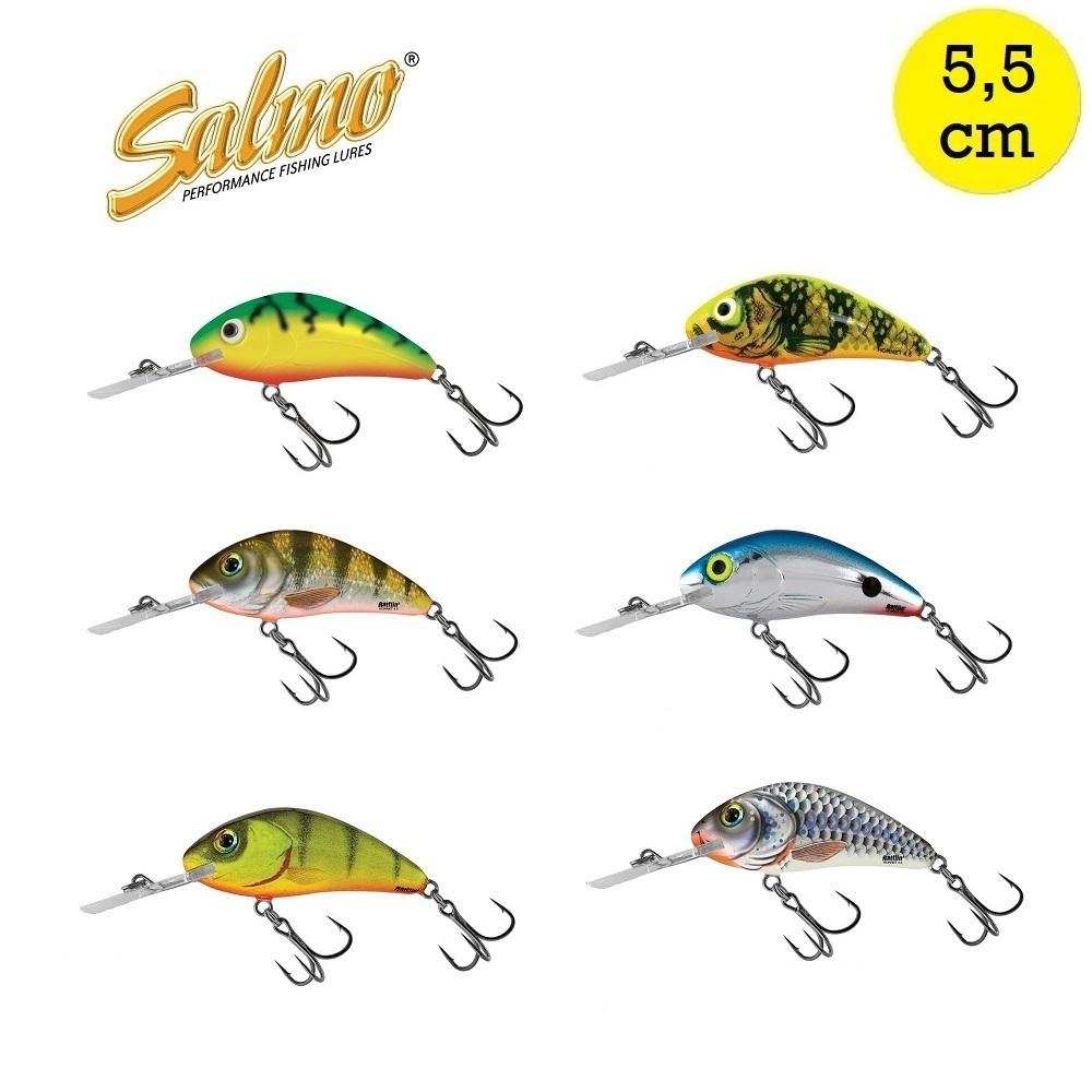 Salmo Rattlin Hornet 5.5 cm