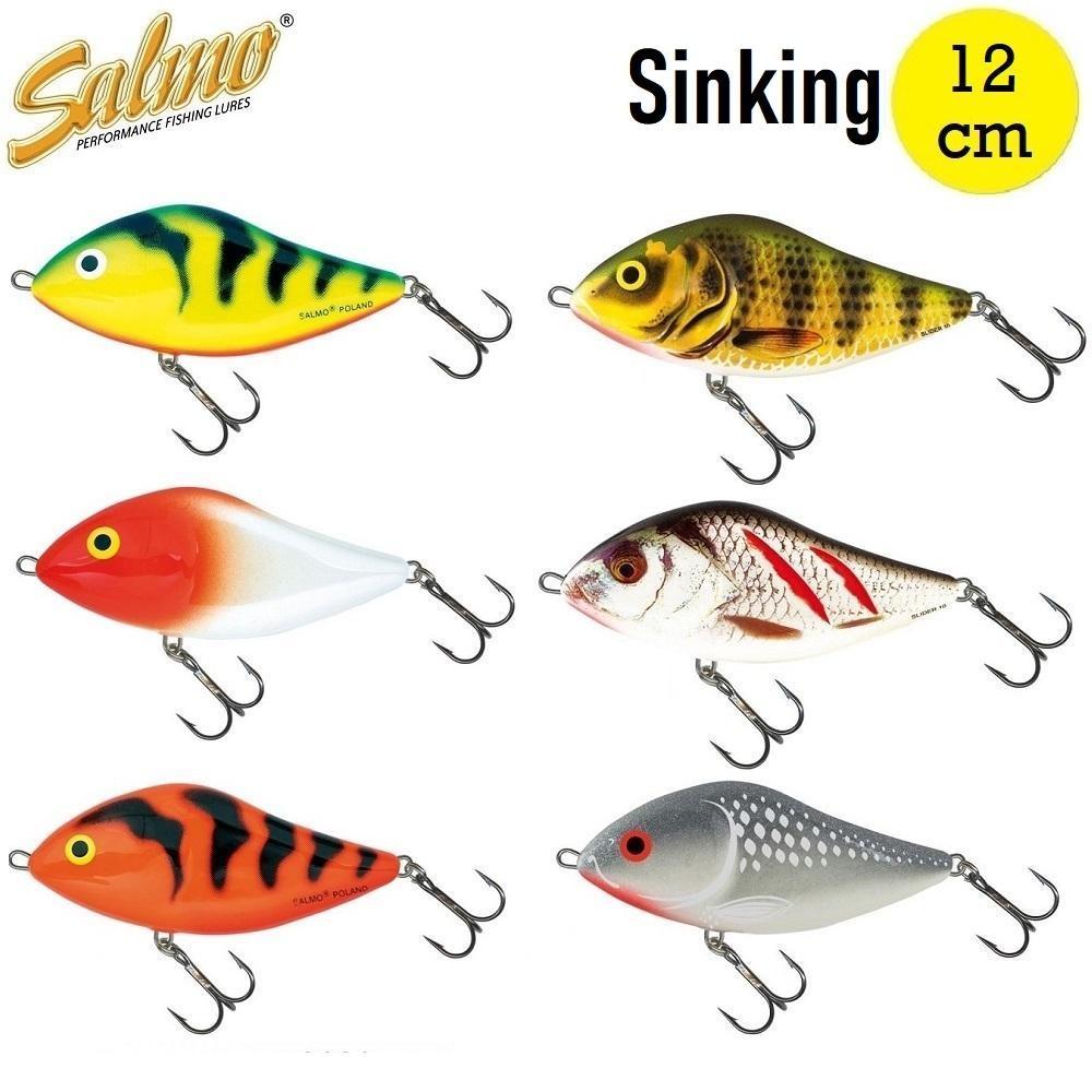 Salmo Slider 12 cm Sinking
