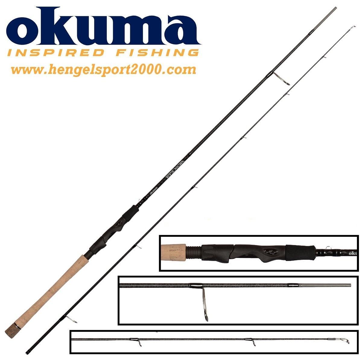 Okuma Epixor Spin 210 cm 3 - 18 gram