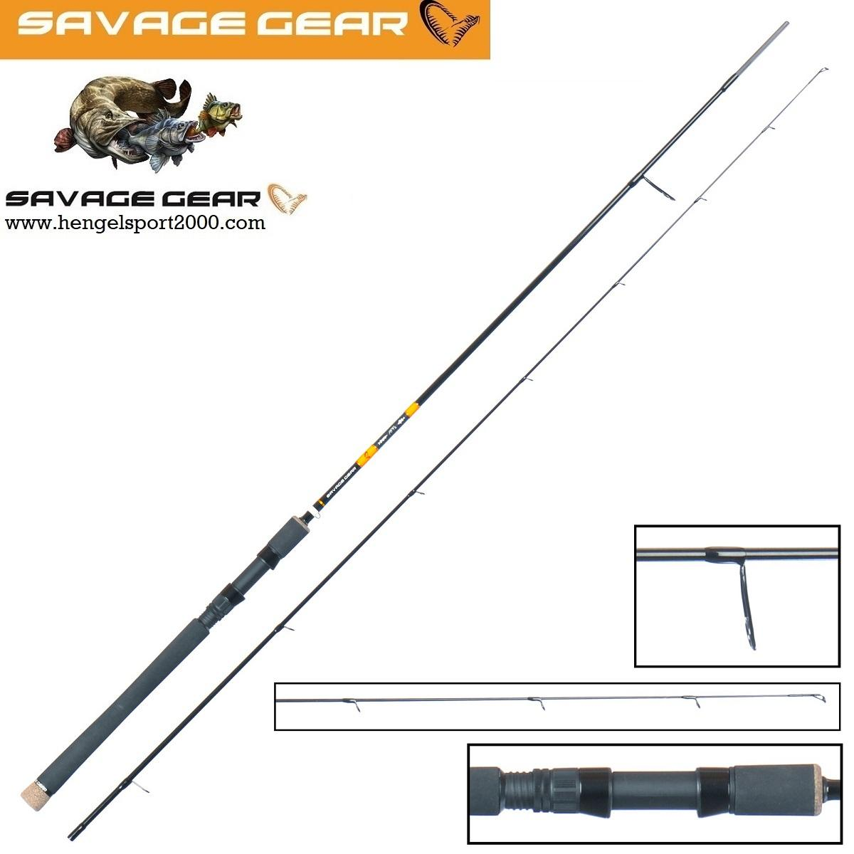 Savage Gear Multi Purpose Predator2 Spin 221 cm 12 - 35 gram