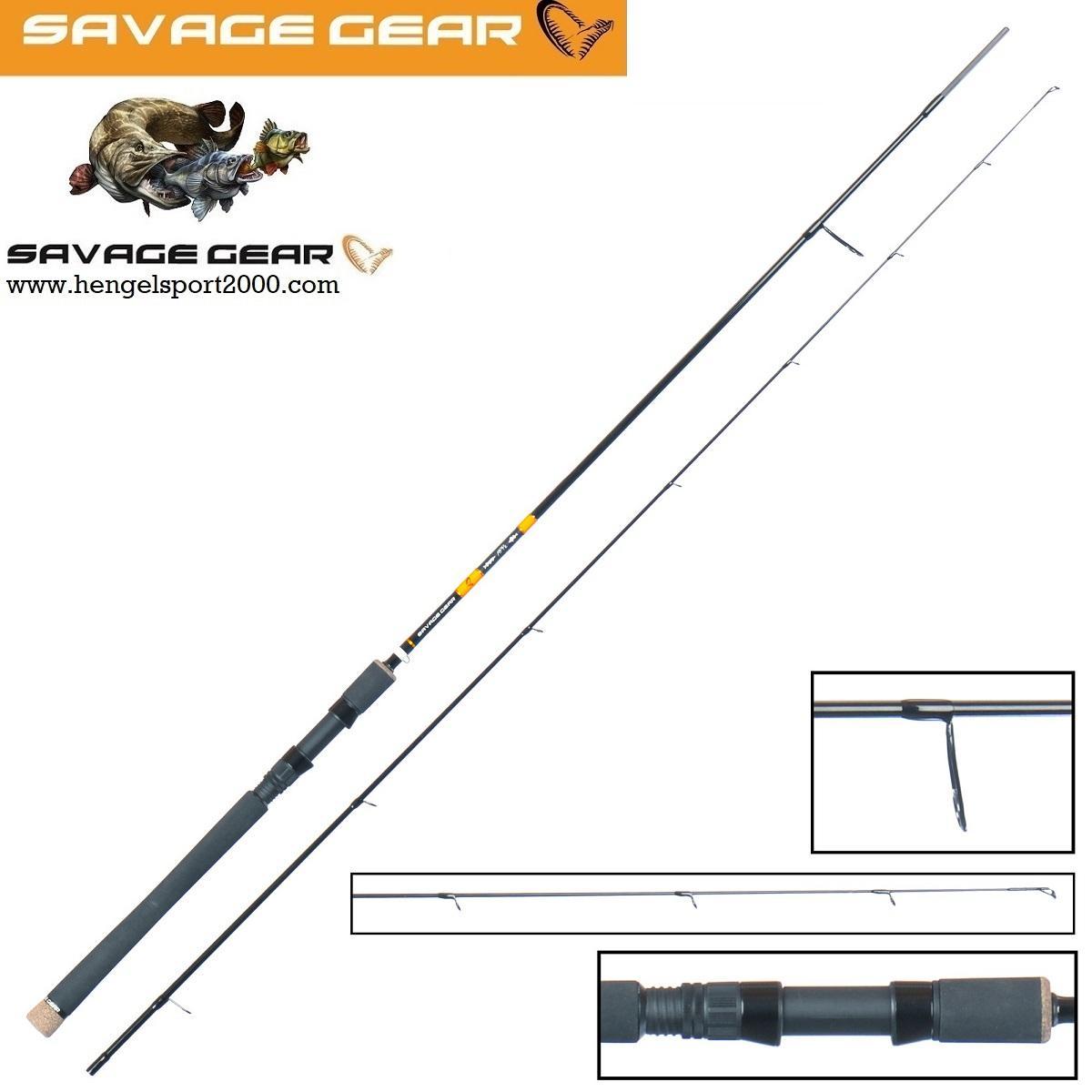 Savage Gear Multi Purpose Predator2 Spin 221 cm 20 - 60 gram