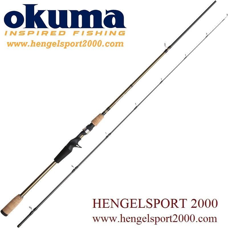 Okuma Dead Ringer Trigger Verticaal 190 cm 10 - 32 gram