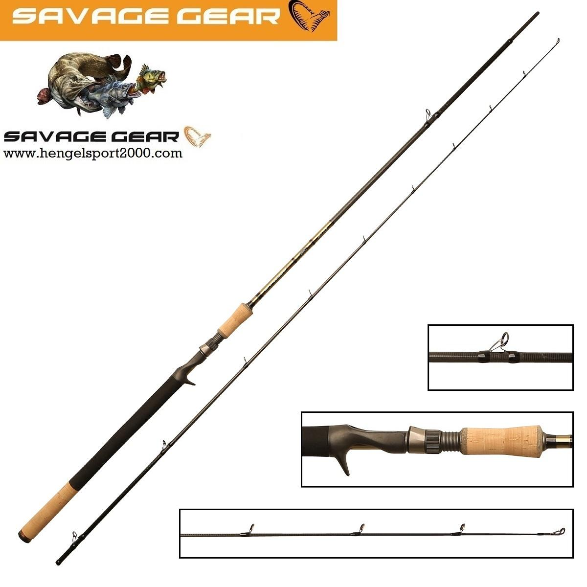 Savage Gear Butch Light XLNT2 274 cm 60 - 150 gram