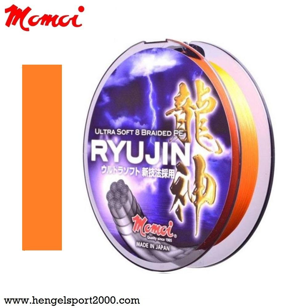 Momoi Ryujin 8 Braid PE Lines Orange