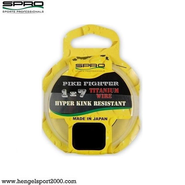 Spro Pike Fighter Titanium Wire