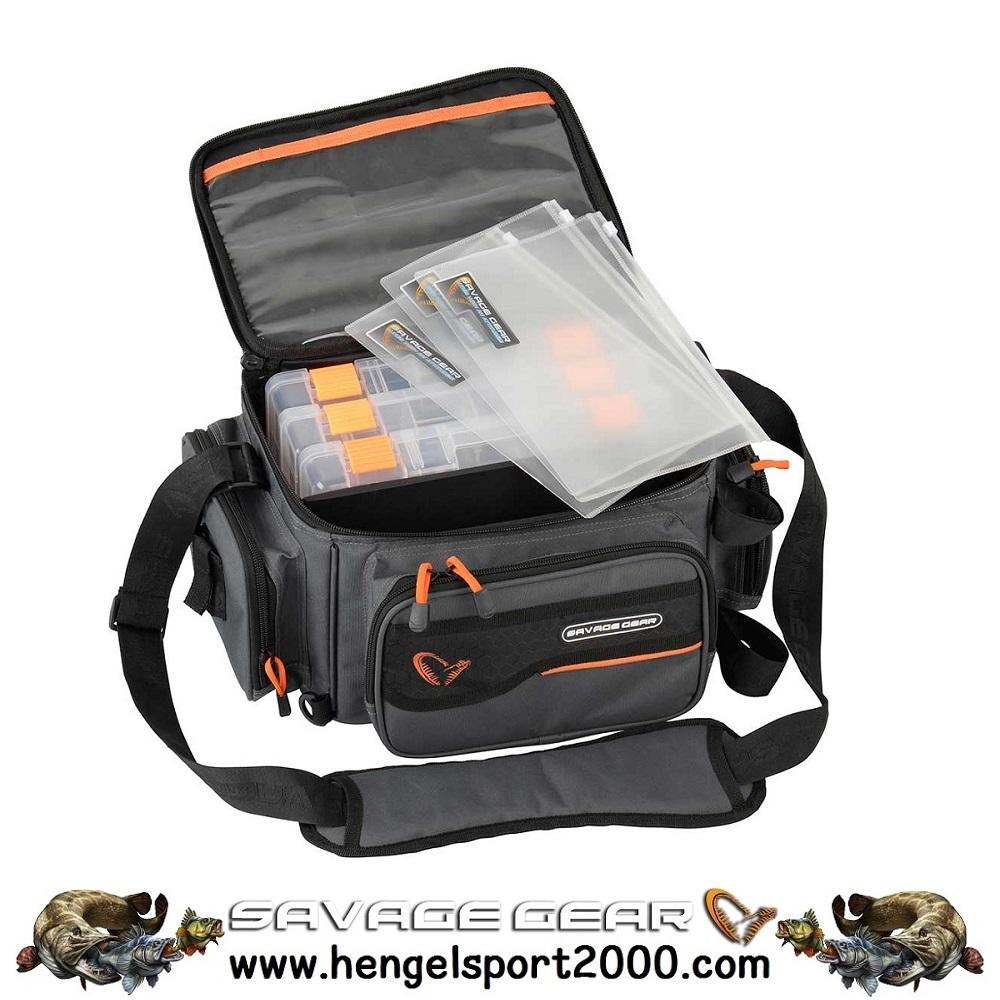Savage Gear System Box Bag M