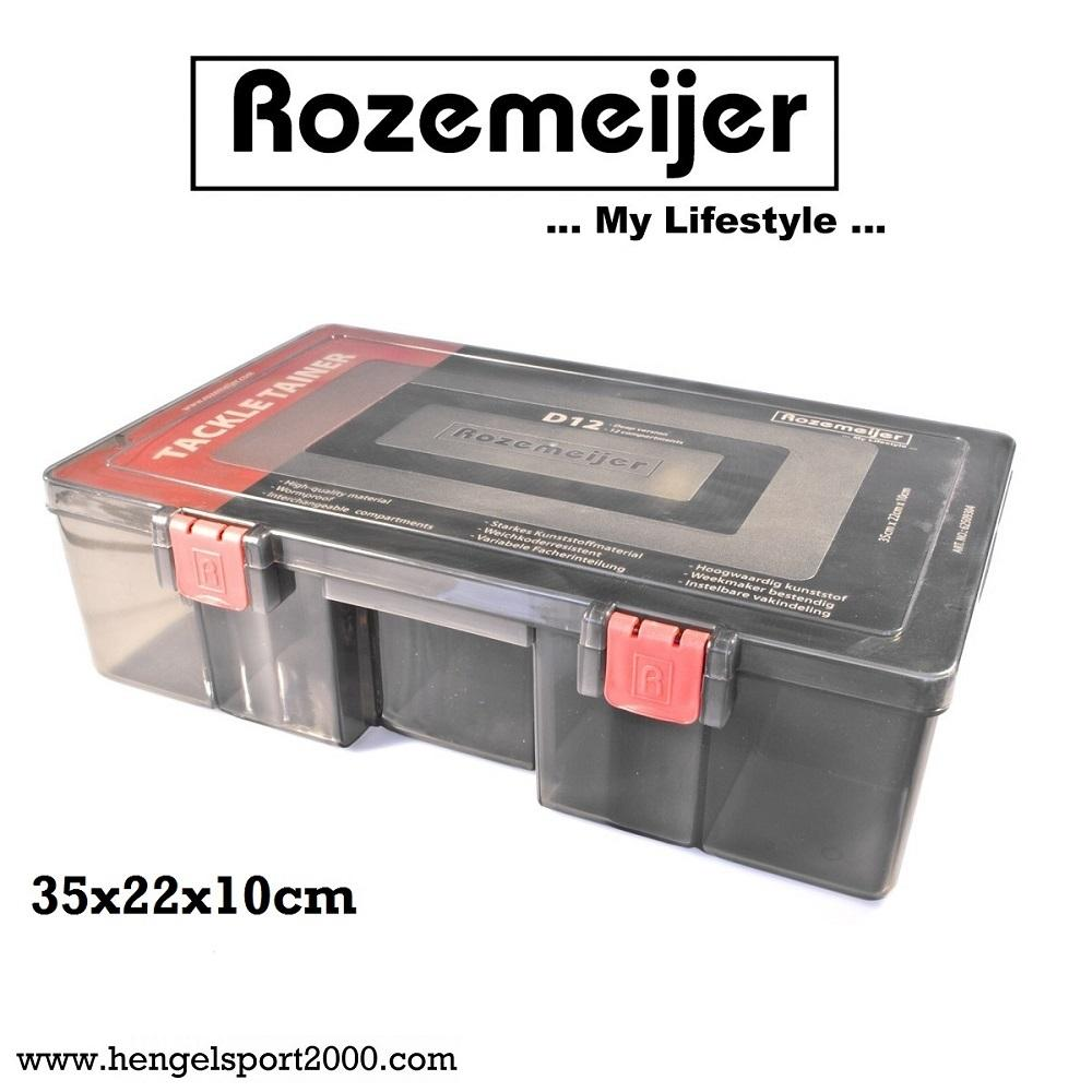 Rozemeijer Tackle Tainers D12
