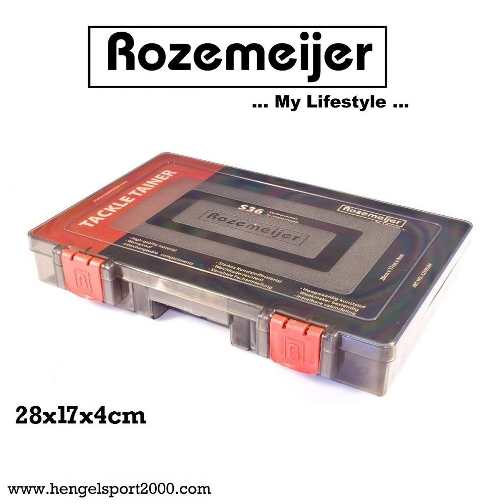 Rozemeijer Tackle Tainers S36