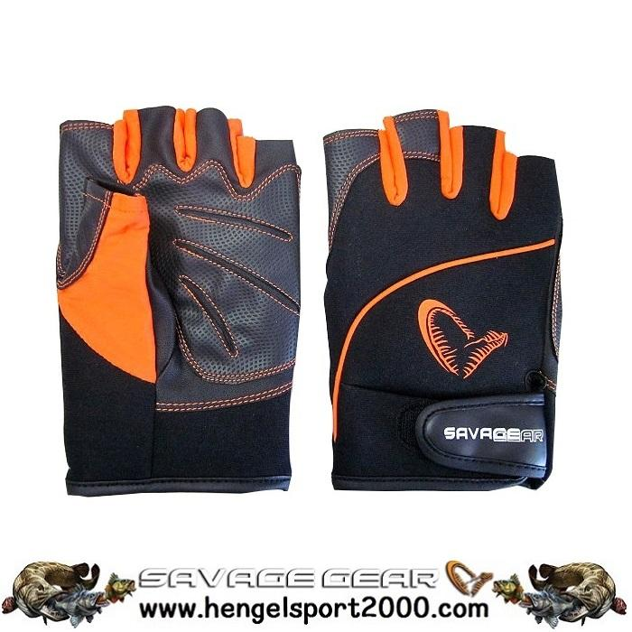 Savage Gear Protec Gloves