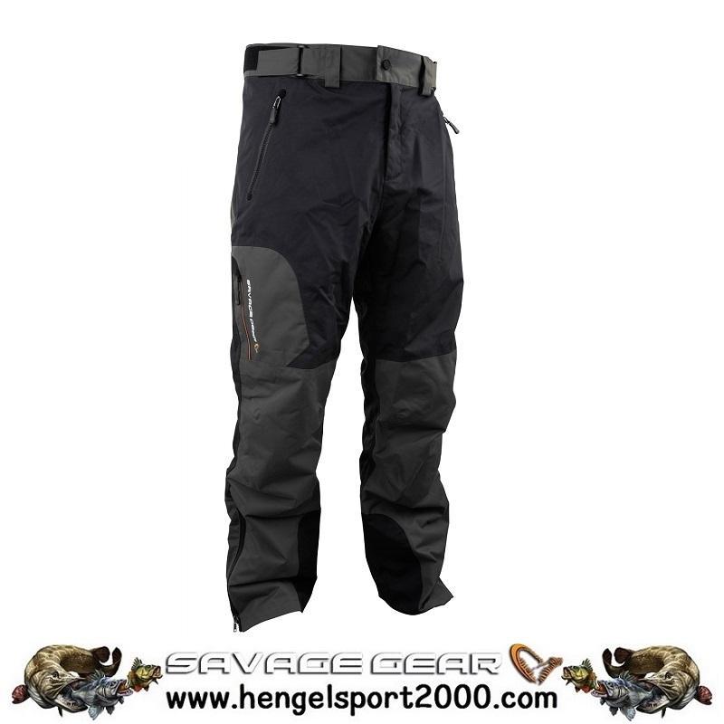 Savage Gear Black Savage Trousers