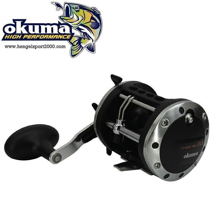 Okuma Classic Pro CLX 302 Lxa