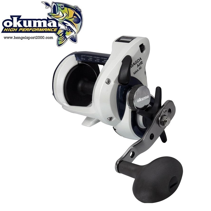 Okuma Magda Air Linecounter MAA-30