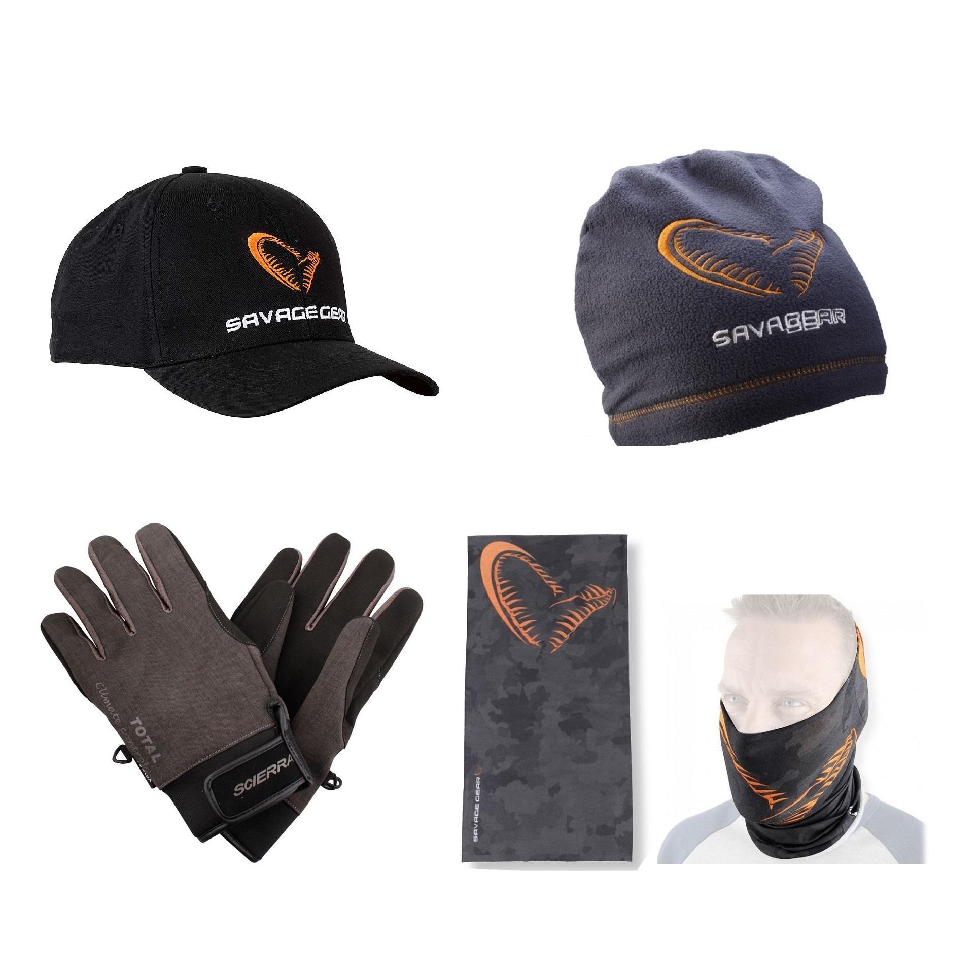 Caps en handschoenen